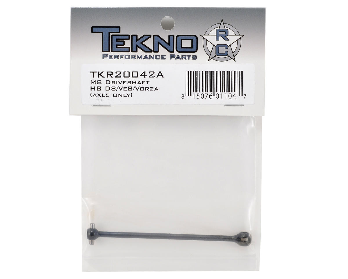 Tekno RC M8 Driveshaft (HB D8/Ve8/Vorza) (1)