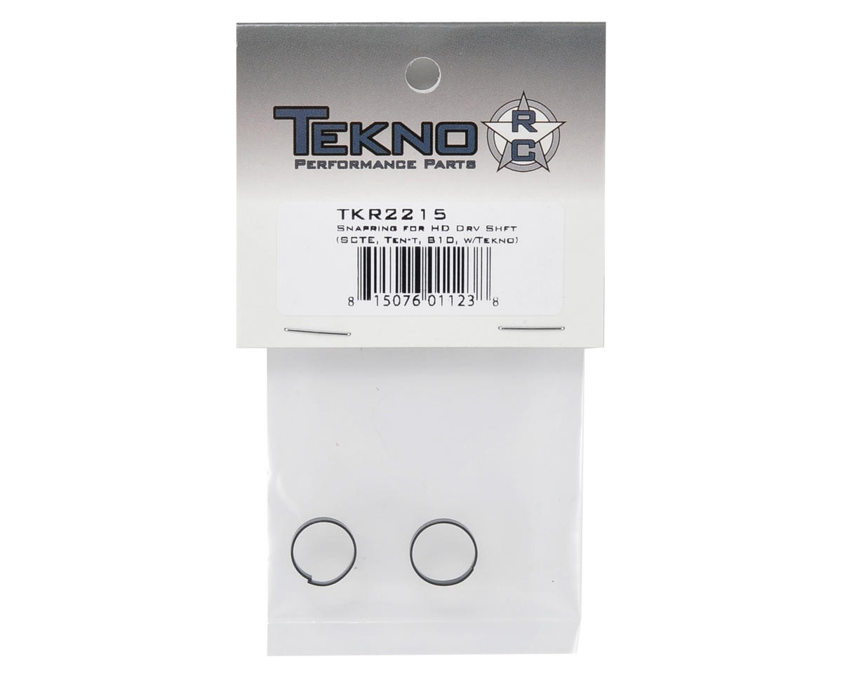 Tekno RC HD Driveshaft Snap Ring Set