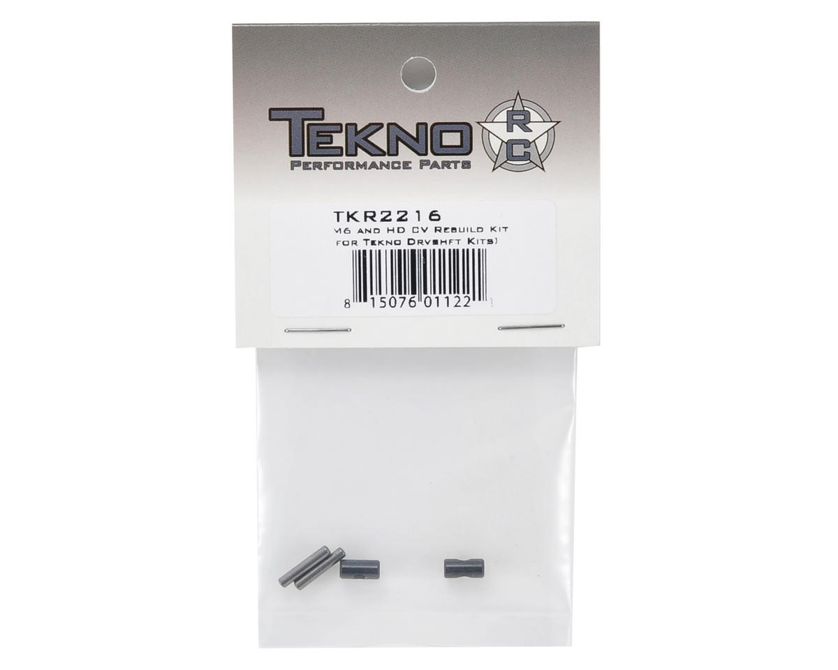 Tekno RC HD CV Rebuild Kit
