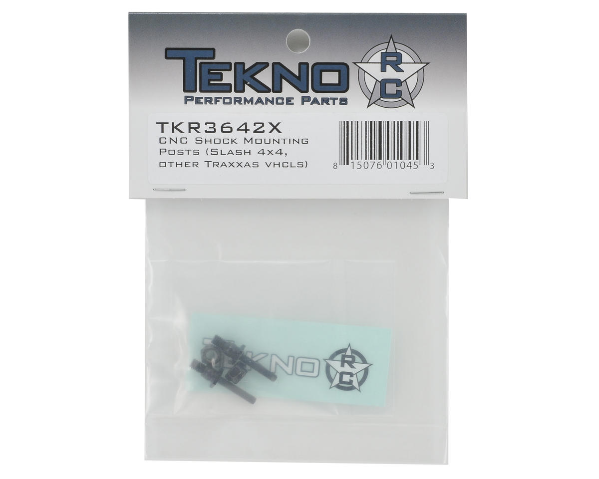 Tekno RC CNC Shock Mounting Posts (2)