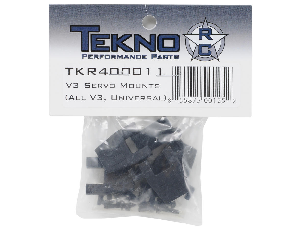 Tekno RC V3/V4 Servo Mount Set