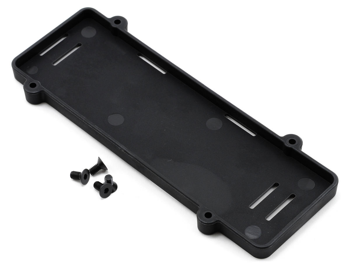 V3 Long Battery Tray (165x52mm) by Tekno RC