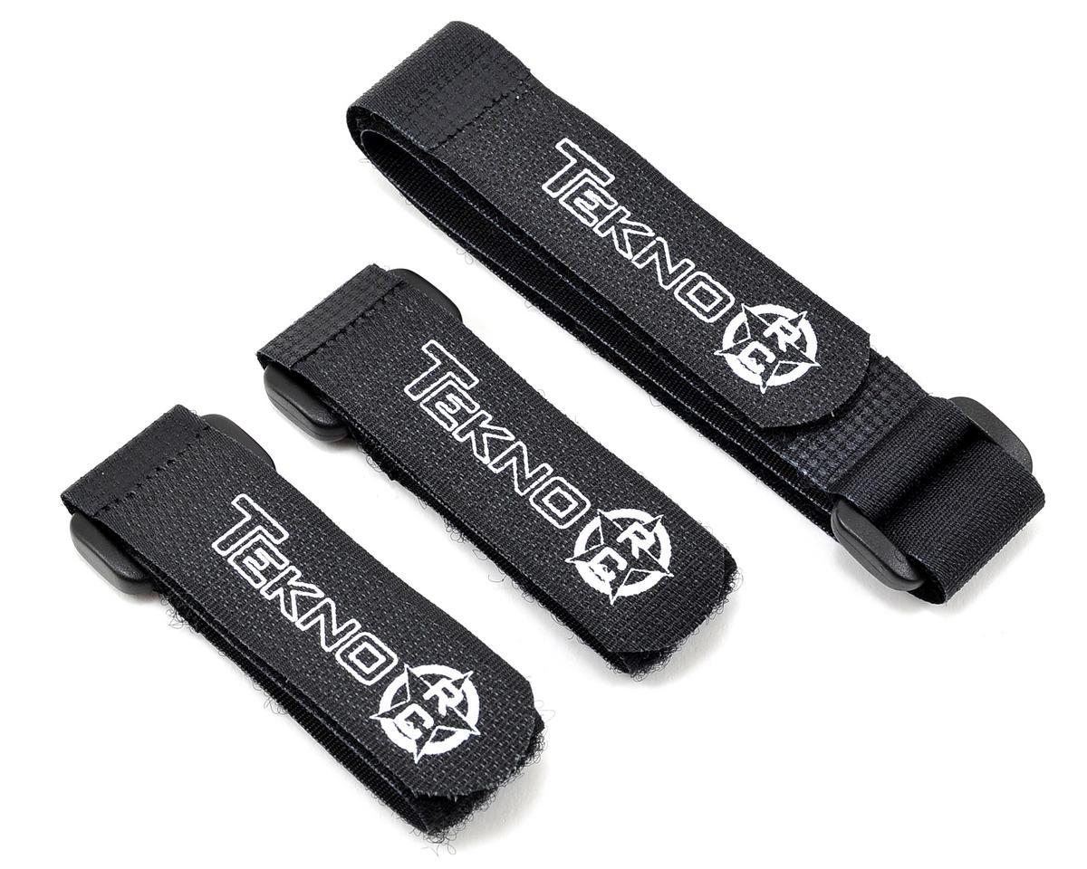 Tekno RC 2S Battery Strap Set