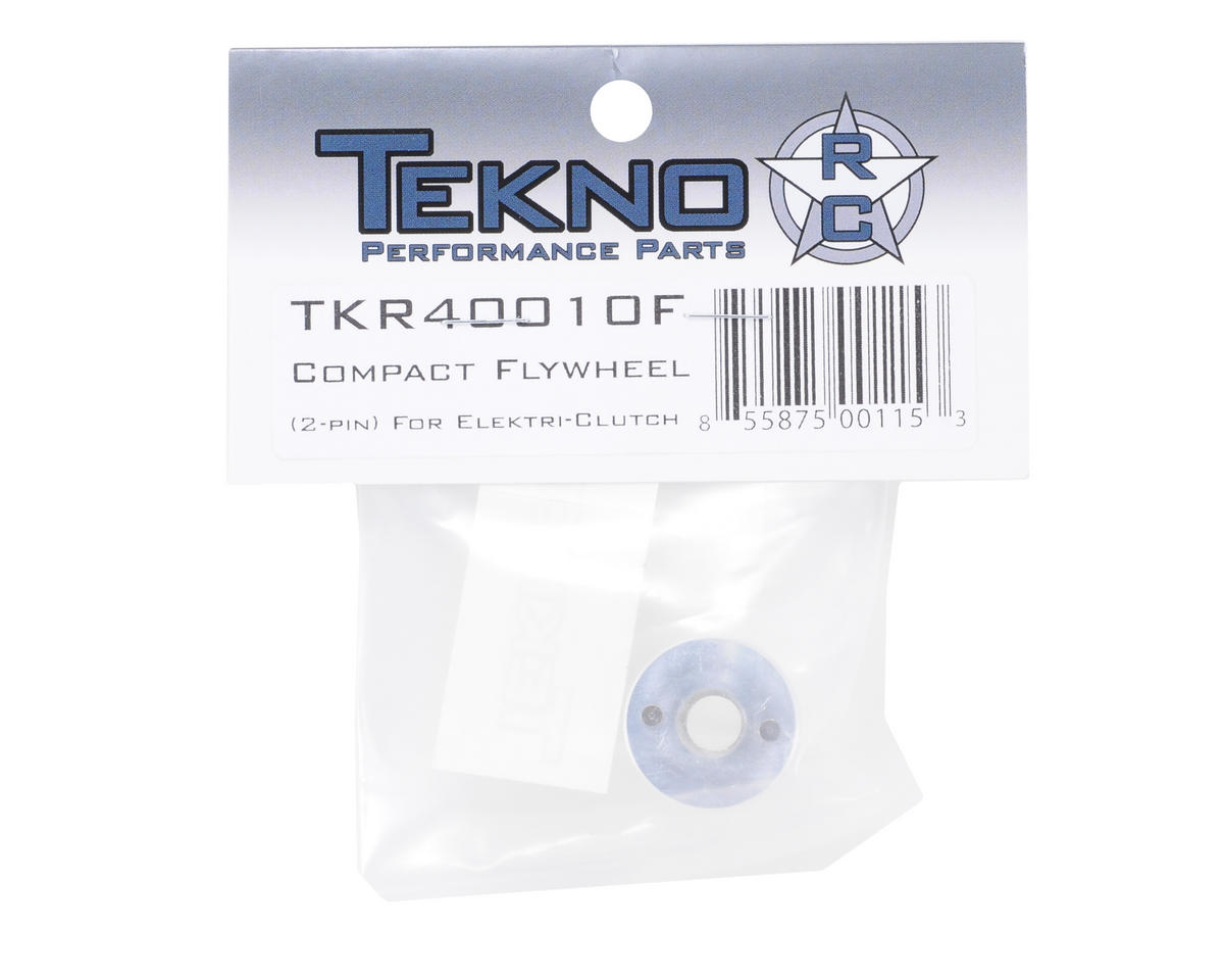 Tekno RC Elektri-Clutch Compact Flywheel