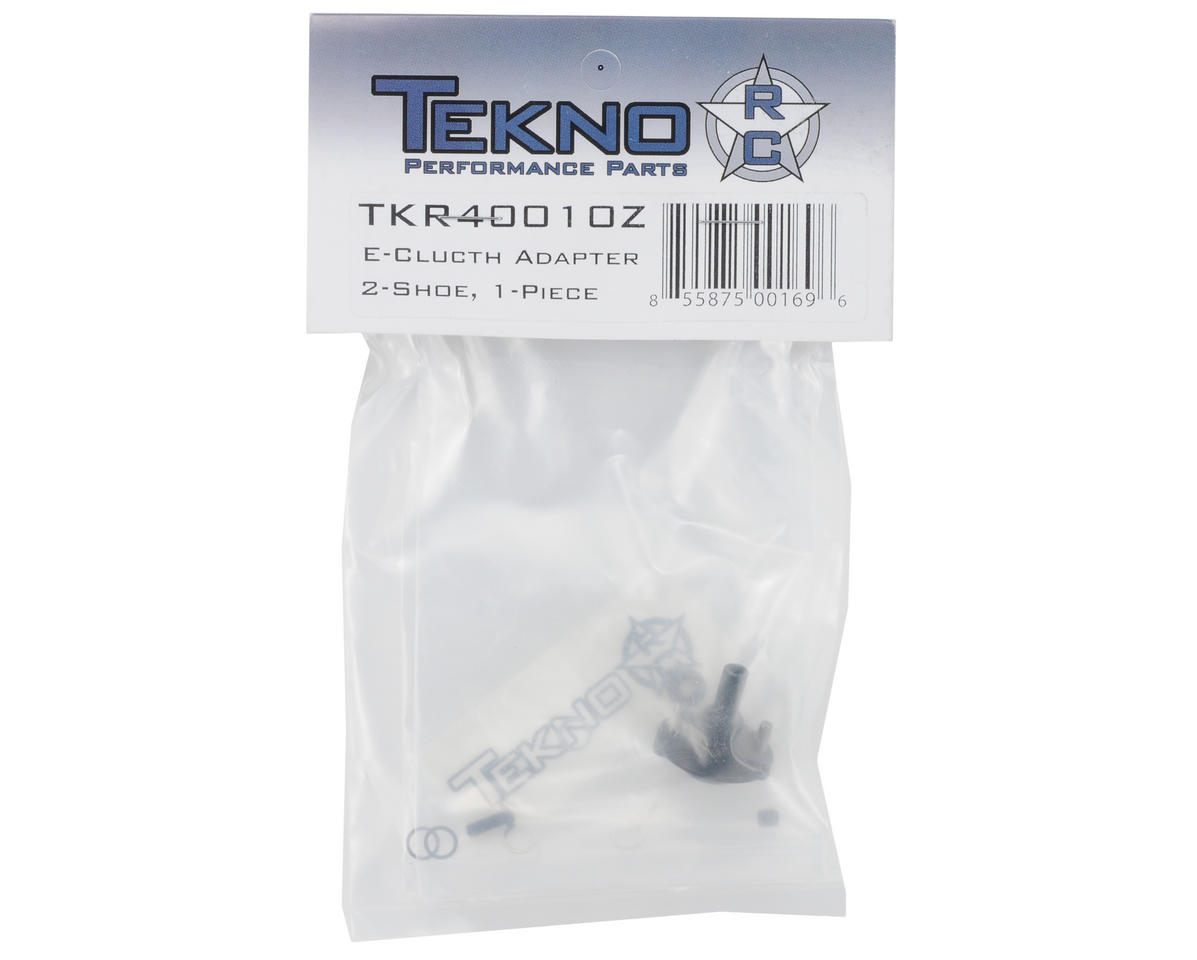 Tekno RC 1/8th Elektri-Clutch (2-shoe, 1-piece, hard steel)