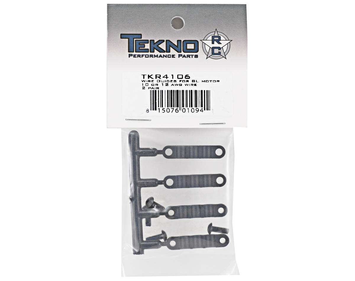 Tekno RC RC Brushless Motor Wire Guide Set (2)