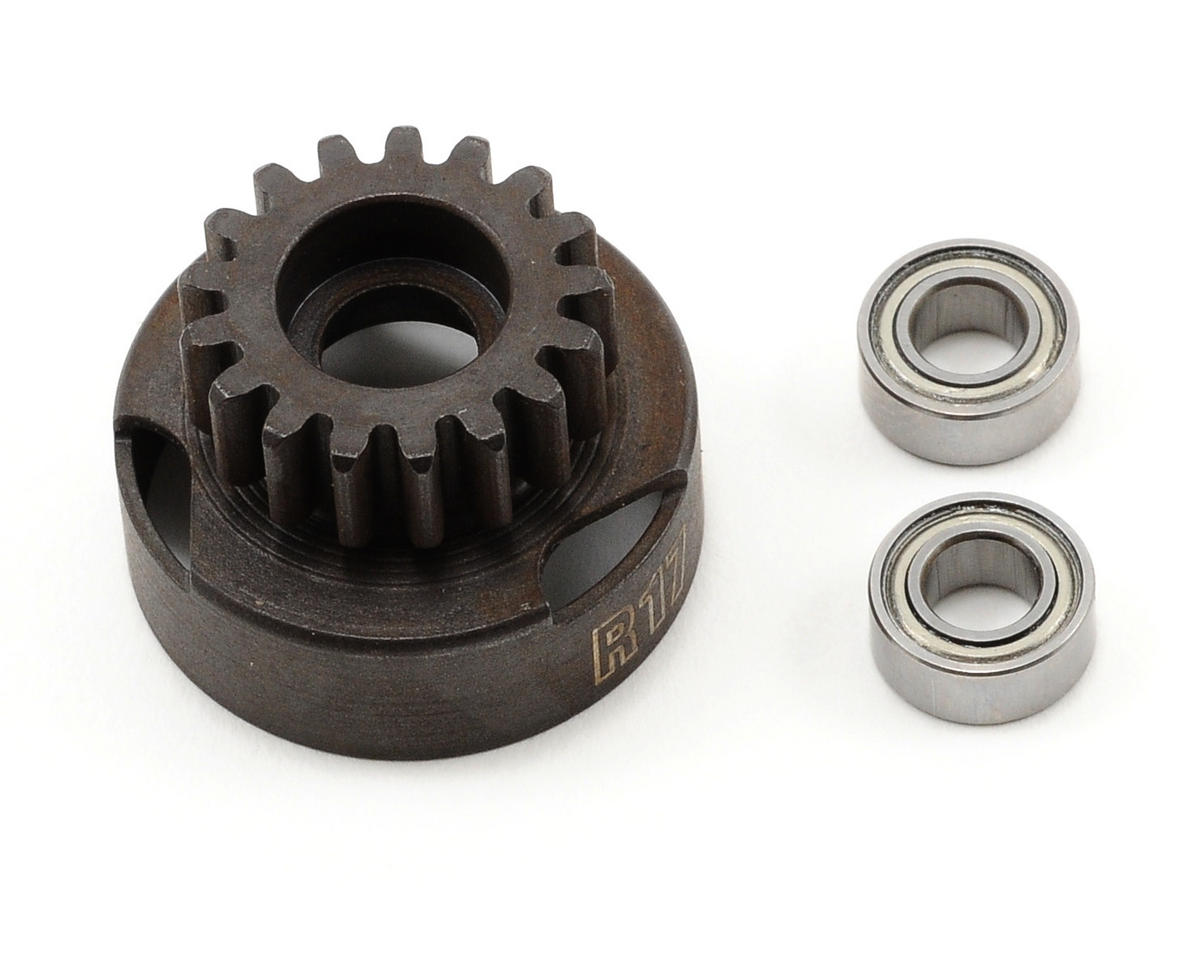 "Tekno RC 5mm Bore Hardended Steel Mod 1 ""Elektri-Clutch"" Clutch Bell (17T)"