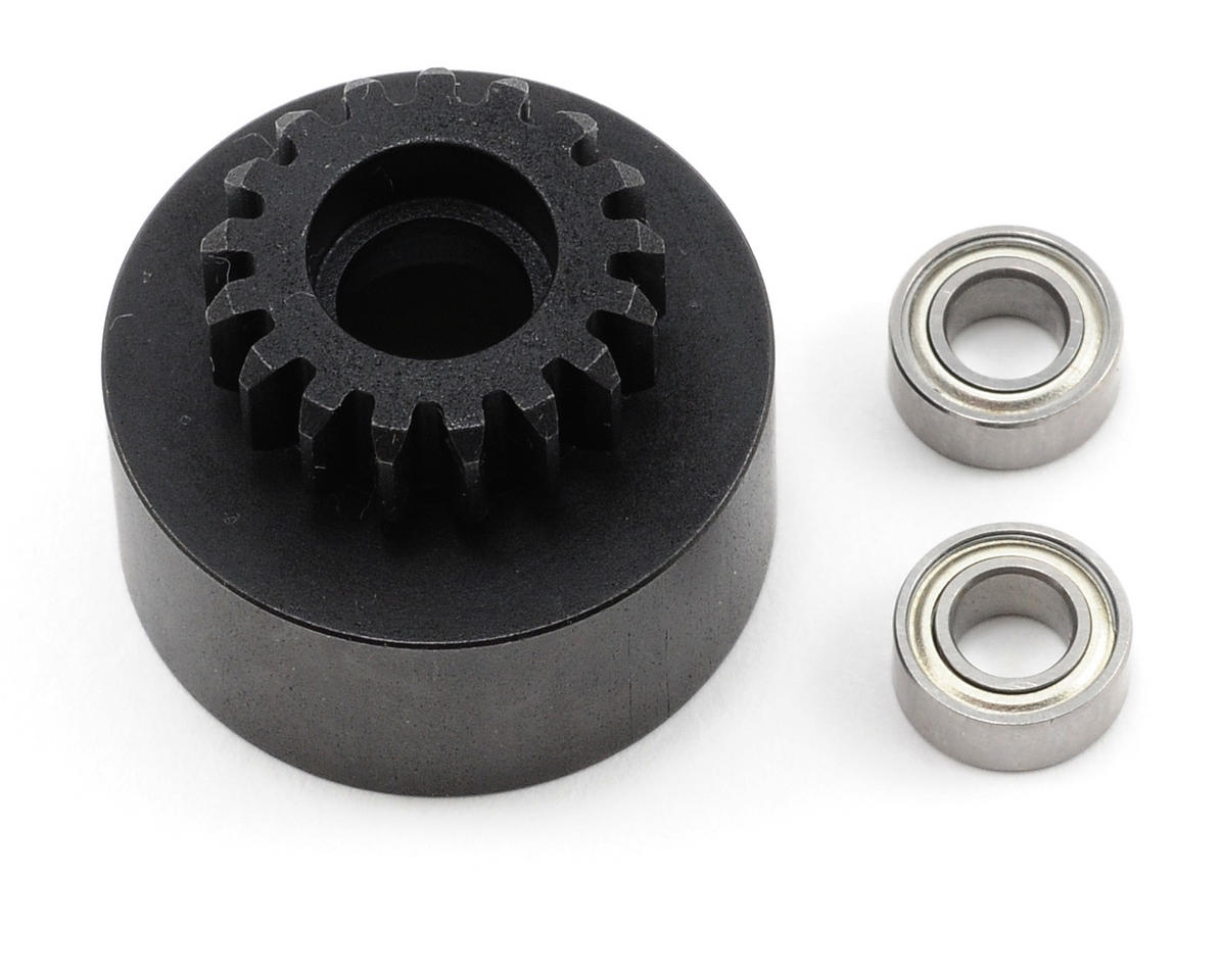 Tekno RC Hardened Steel Mod 1 1/8th Clutch Bell (17T)