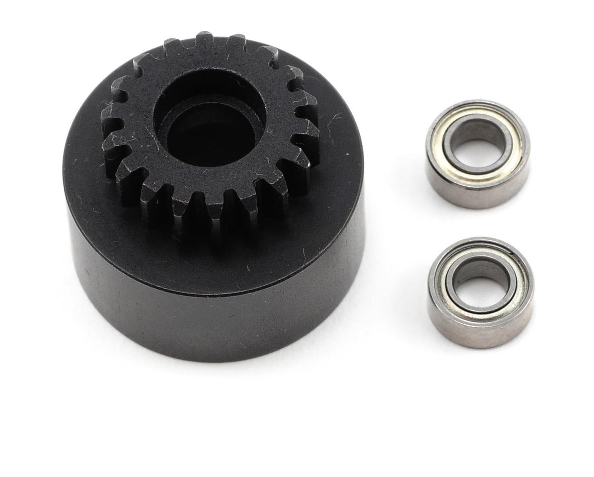 Tekno RC Hardened Steel Mod 1 1/8th Clutch Bell (18T)
