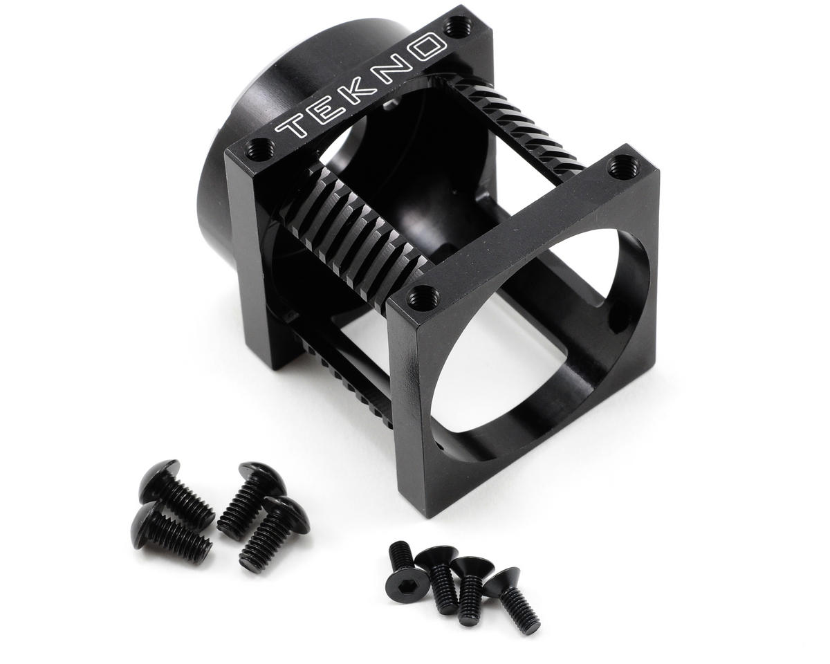 Tekno RC 36mm V3/V4 Aluminum Motor Mount (Medusa/Novak Motors)