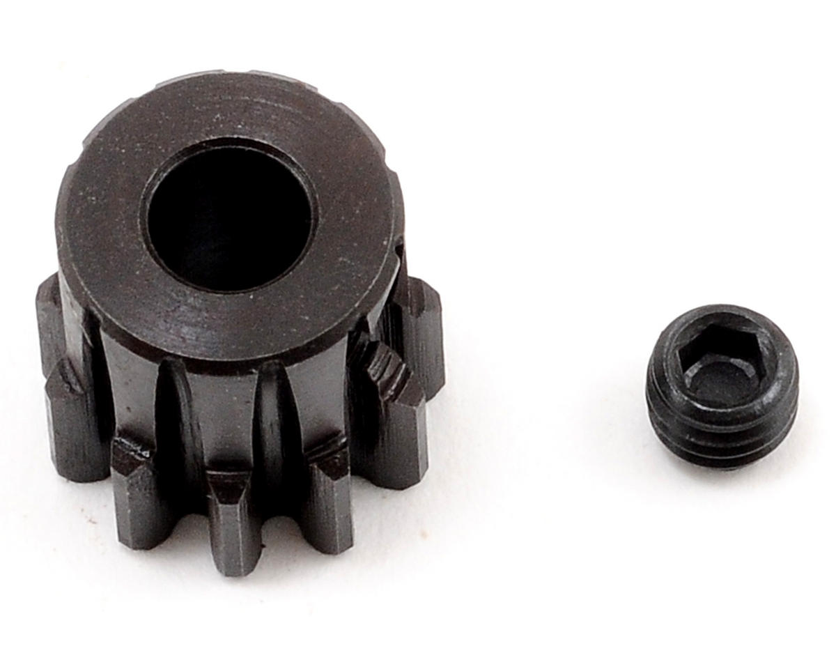 """M5"" Hardened Steel Mod1 Pinion Gear w/5mm Bore (11T) by Tekno RC"