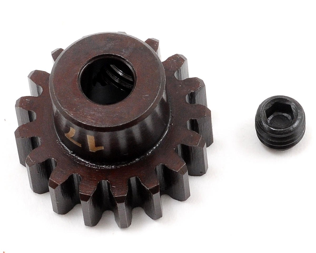 "Tekno RC ""M5"" Hardened Steel Mod1 Pinion Gear w/5mm Bore (17)"