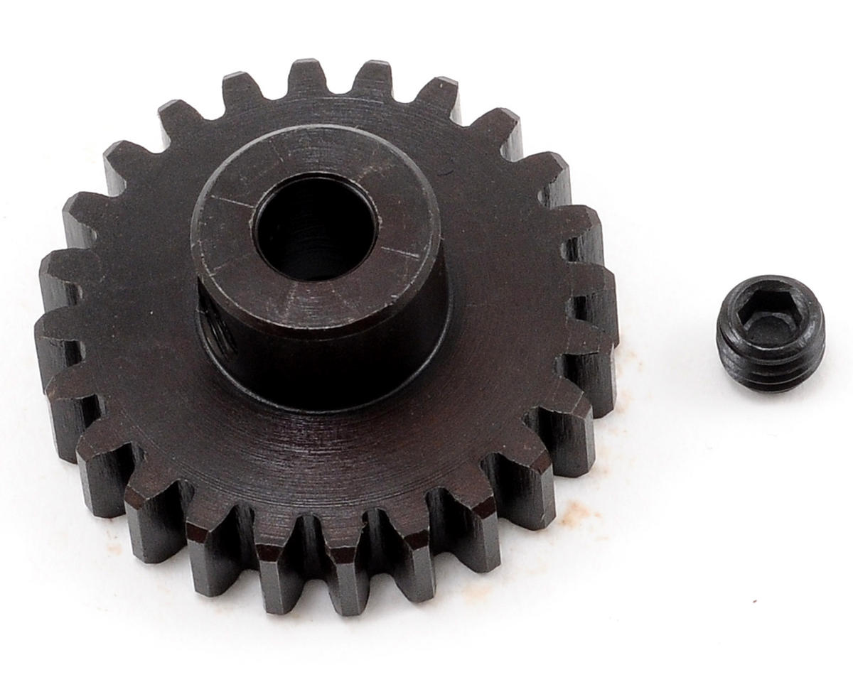 "Tekno RC ""M5"" Hardened Steel Mod1 Pinion Gear w/5mm Bore (24T)"