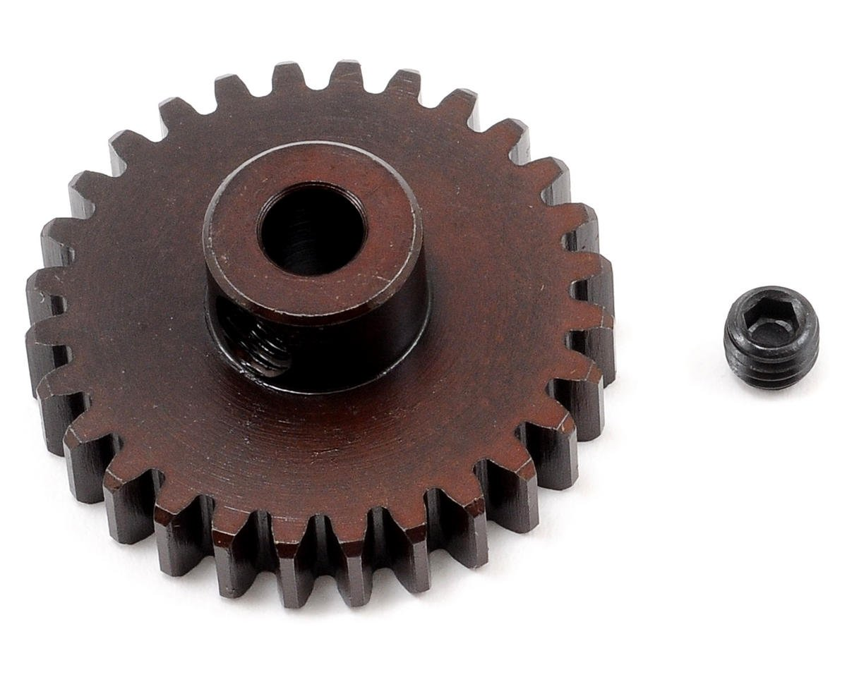 "Tekno RC ""M5"" Hardened Steel Mod1 Pinion Gear w/5mm Bore (28T)"