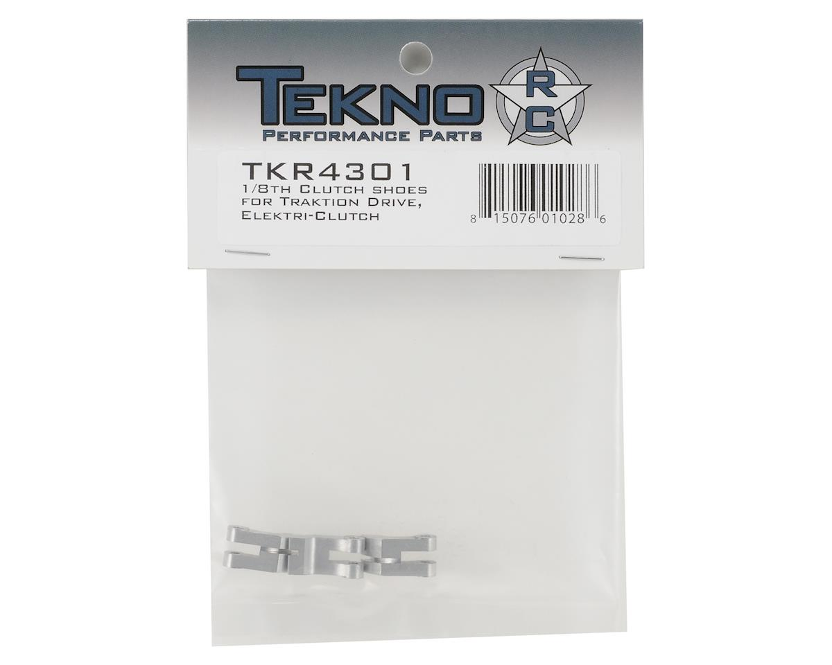 Tekno RC Traktion Drive Elektri-Clutch Aluminum Shoe Set (3)