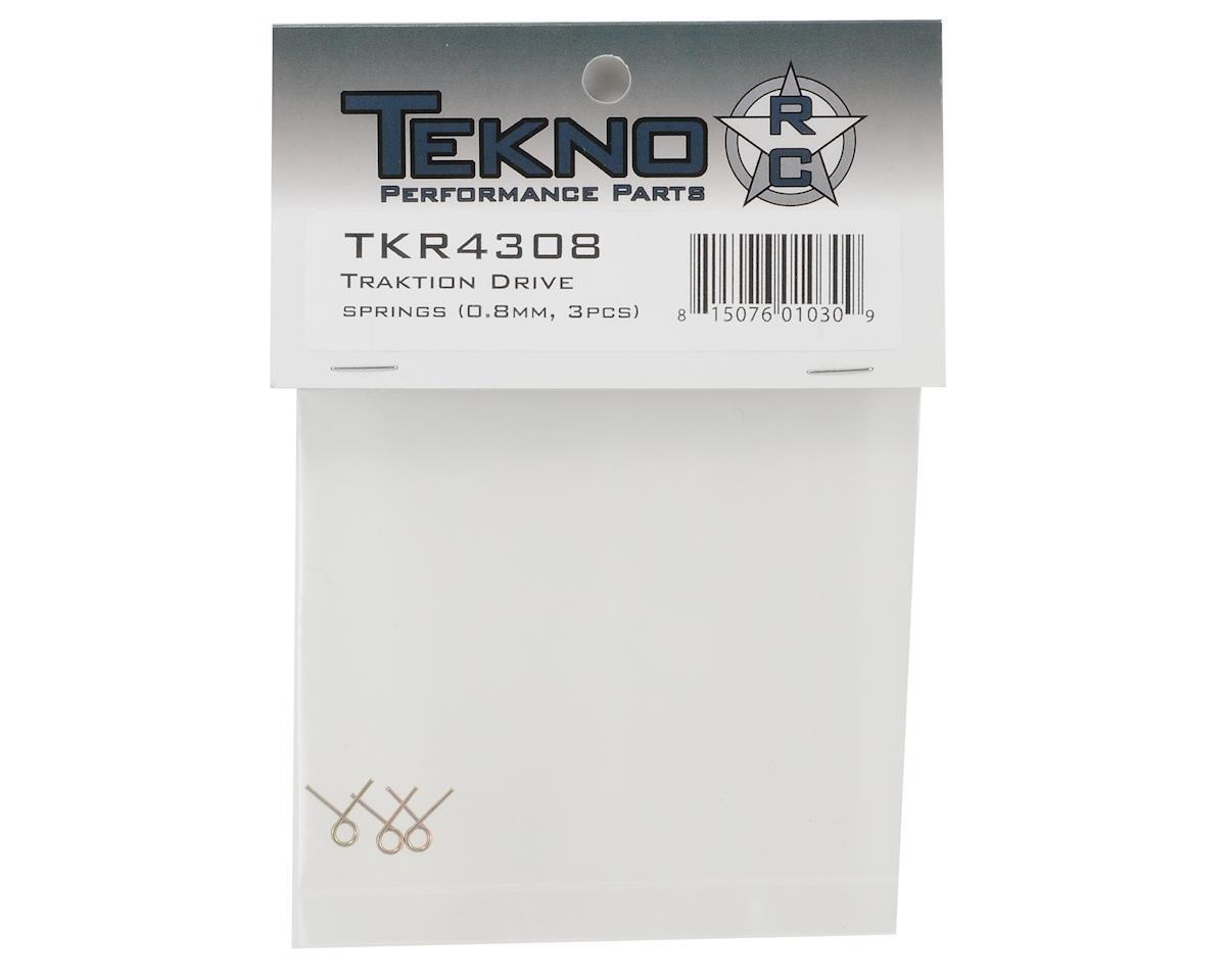 Image 2 for Tekno RC 0.8mm Traktion Drive Spring Set (3)