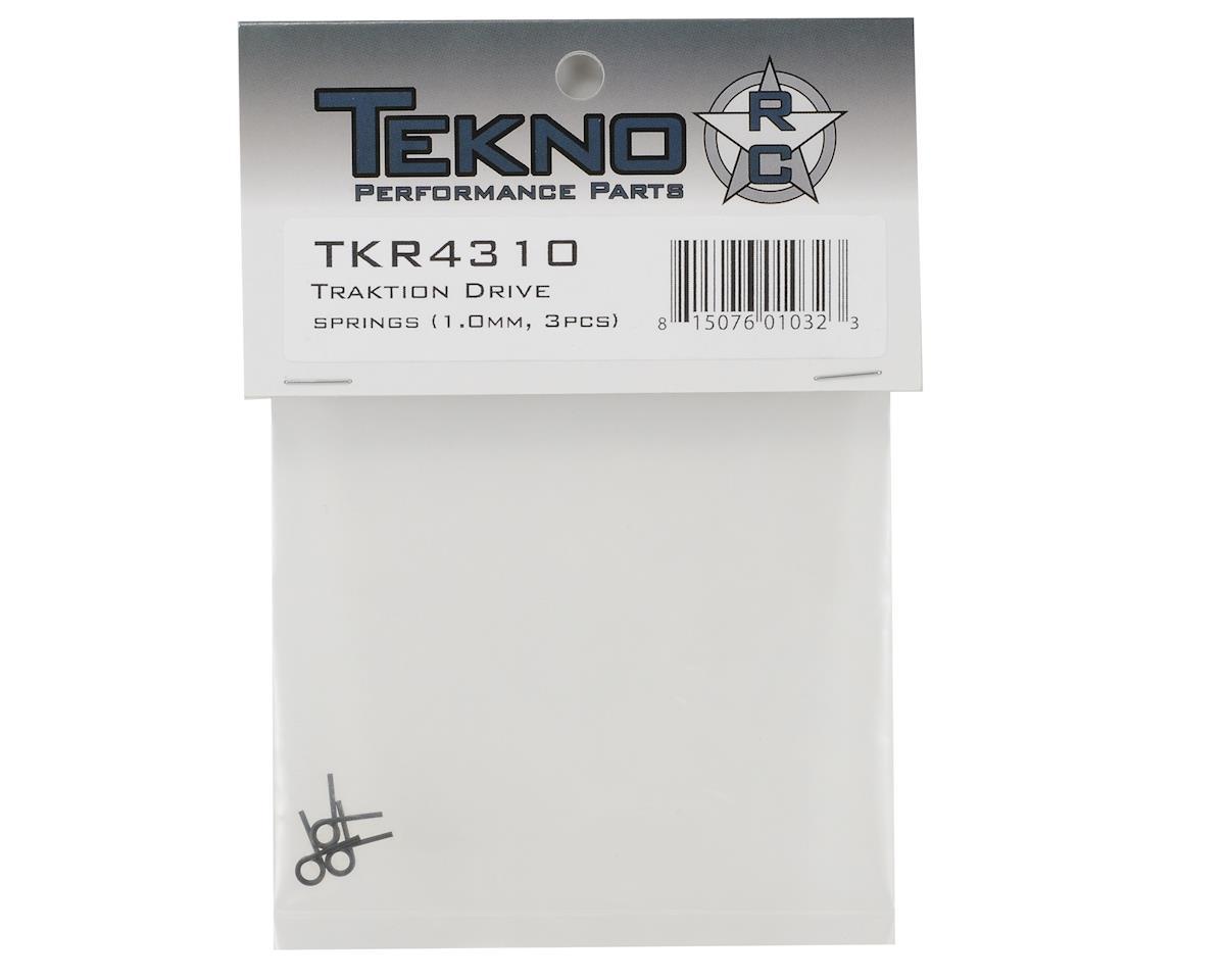 Tekno RC 1.0mm Traktion Drive Spring Set (3)