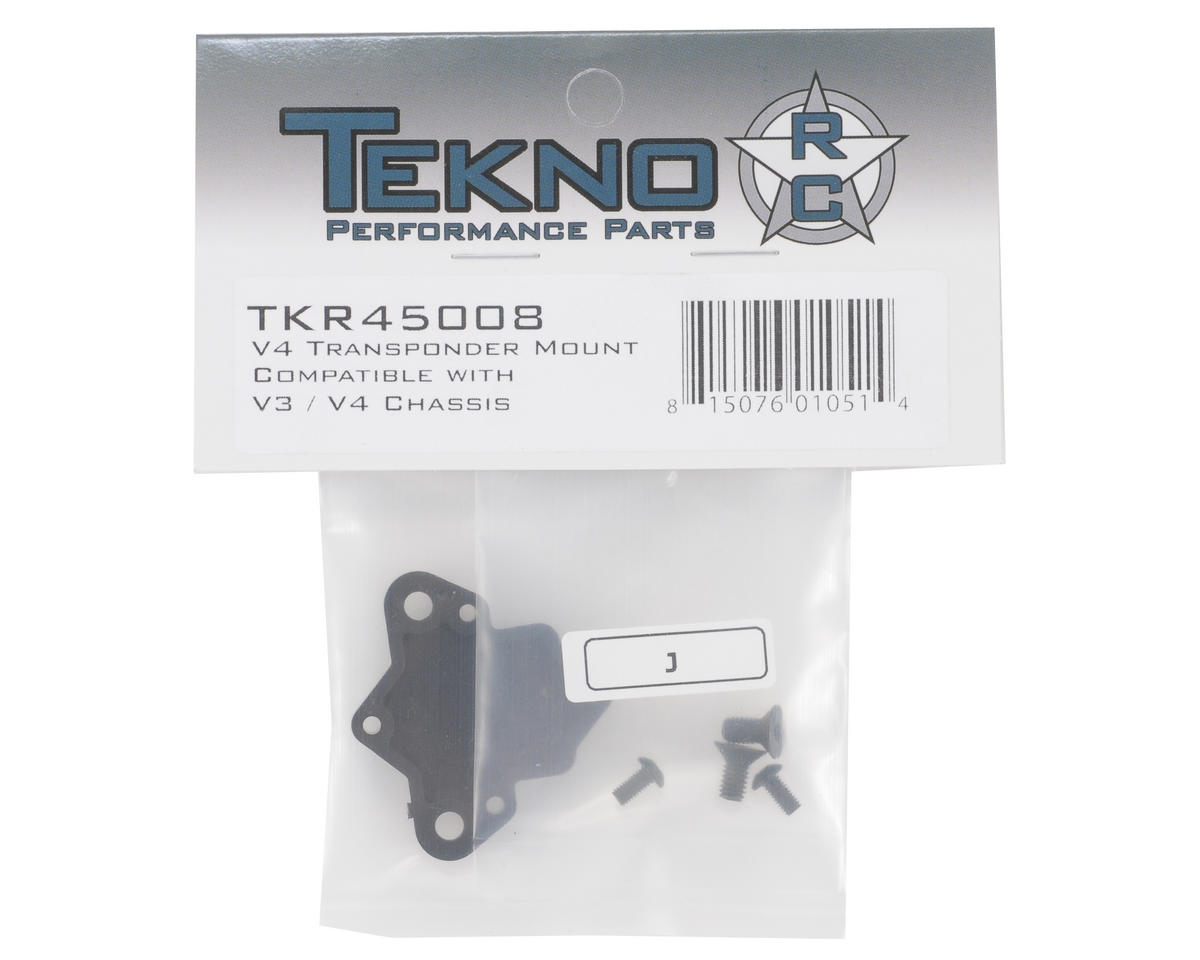 Tekno RC V4 Transponder Mount