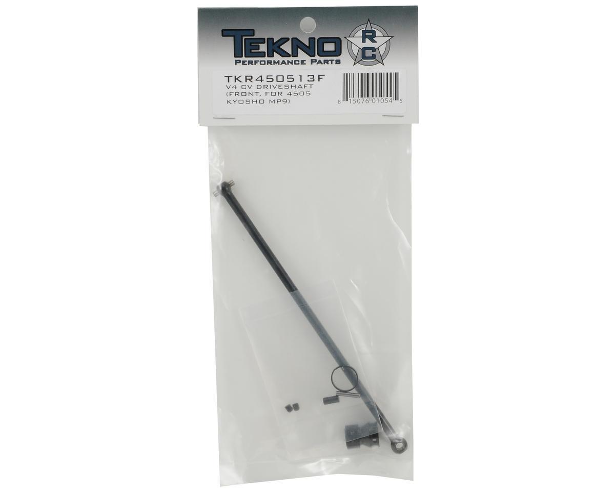 Tekno RC V4 Front/Center CV Driveshaft (MP9)