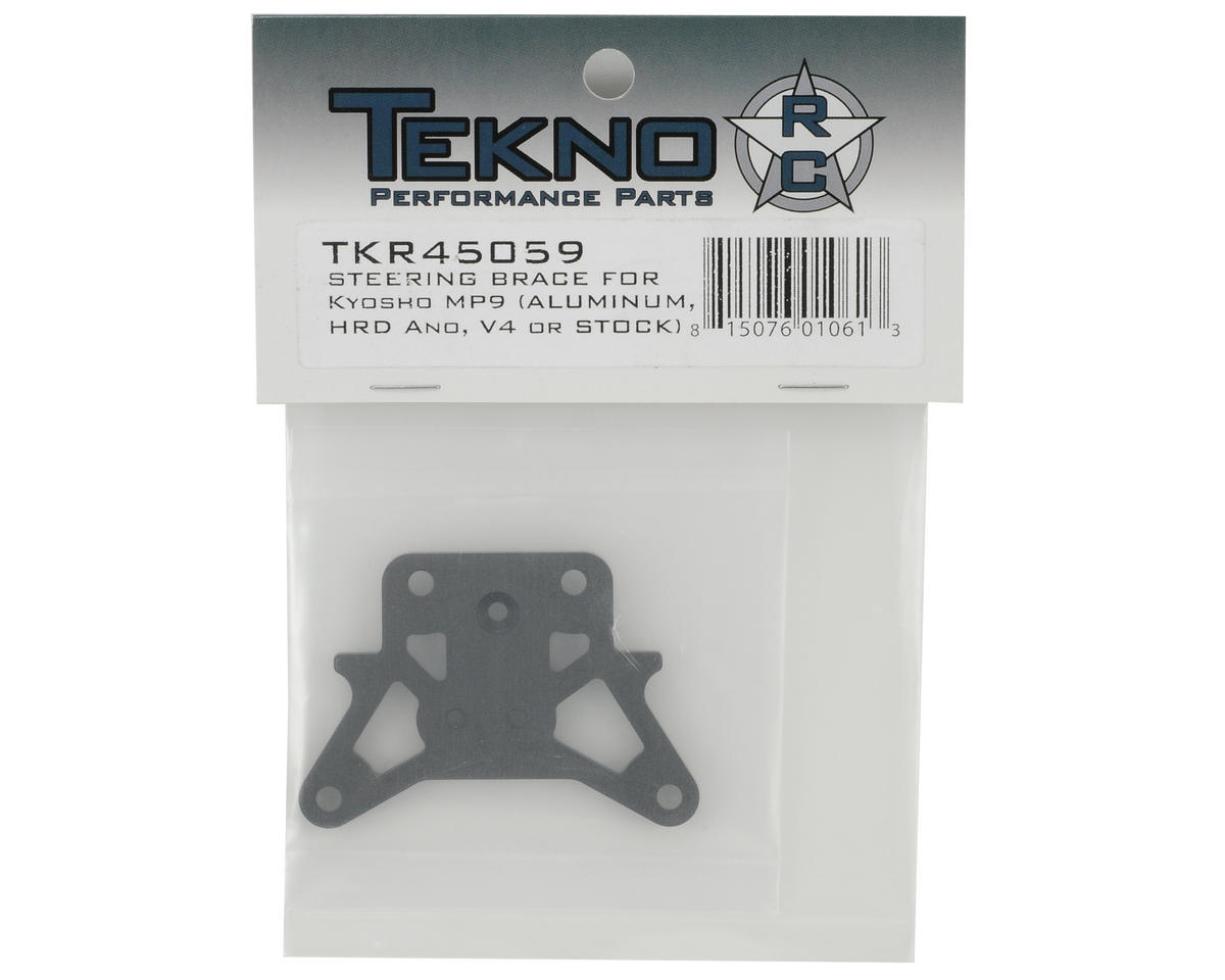 Tekno RC V4 Aluminum Steering Brace (MP9)