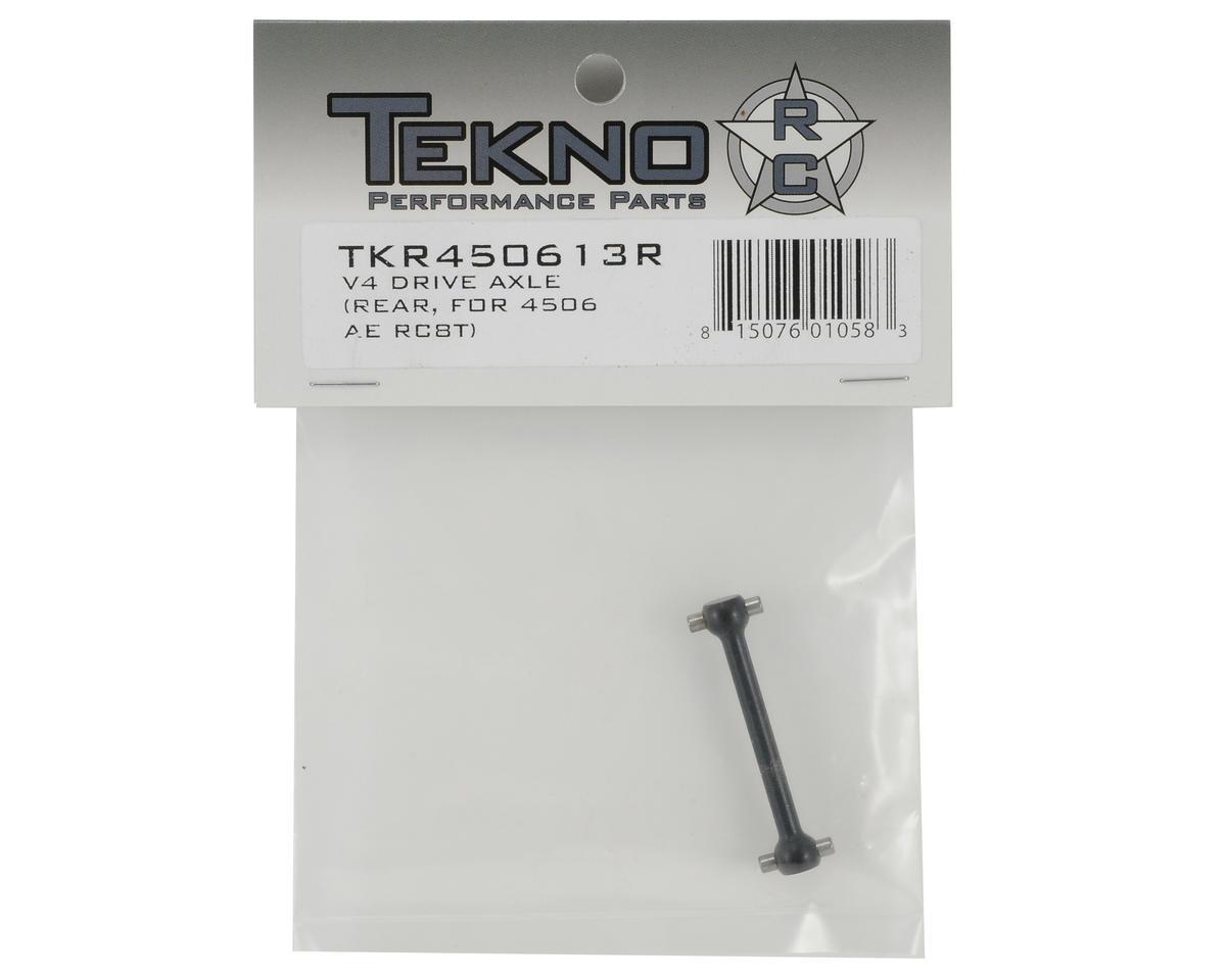 Tekno RC V4 Rear/Center Drive Axle (RC8T/SC8/THE Car)