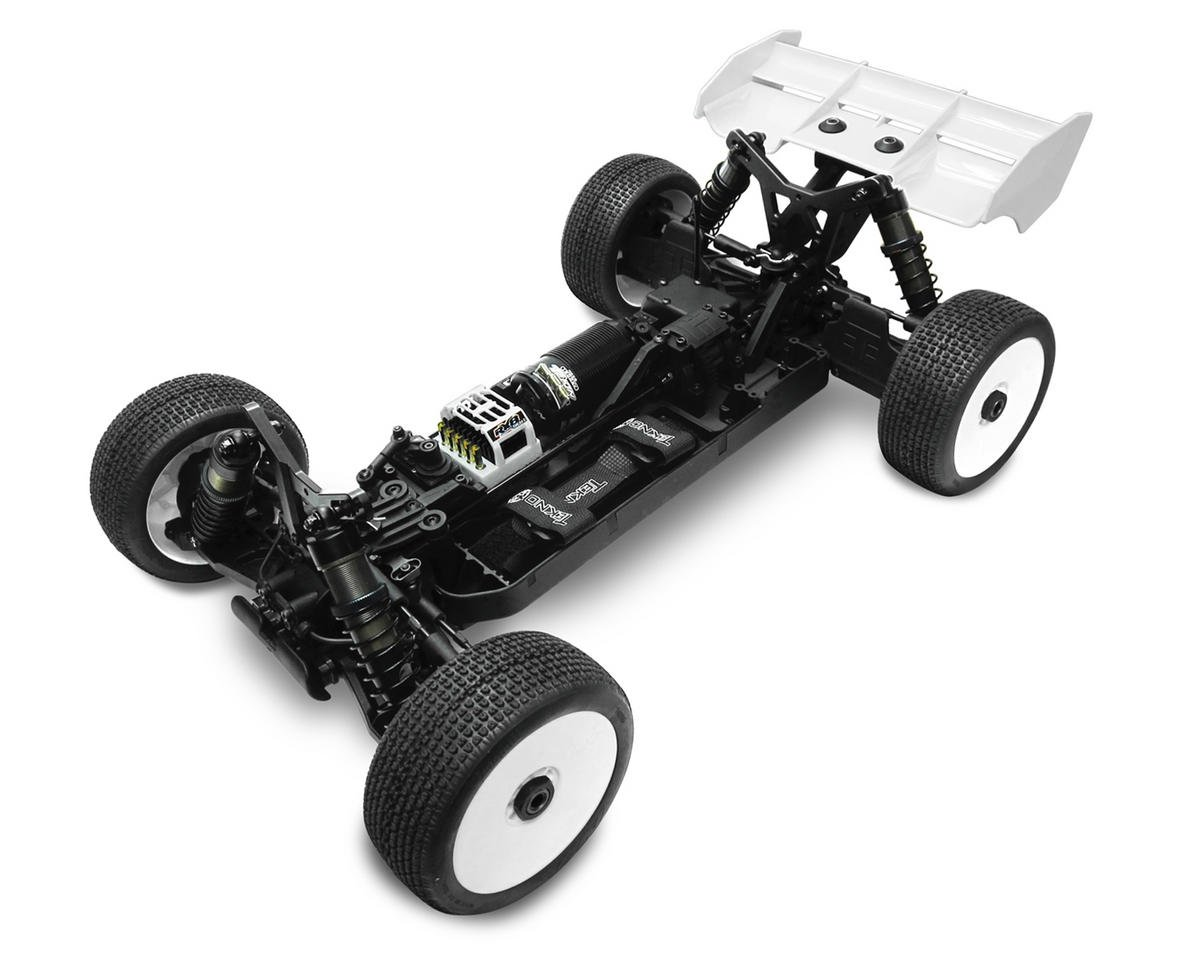EB48.3 4WD Competition 1/8 Electric Buggy Kit