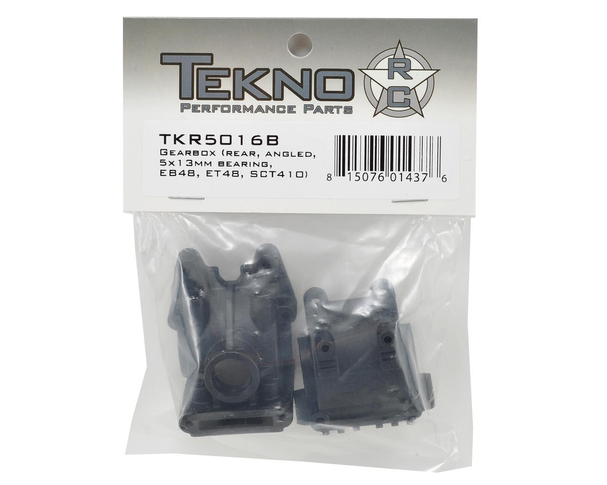 Tekno RC Rear Angled Gearbox