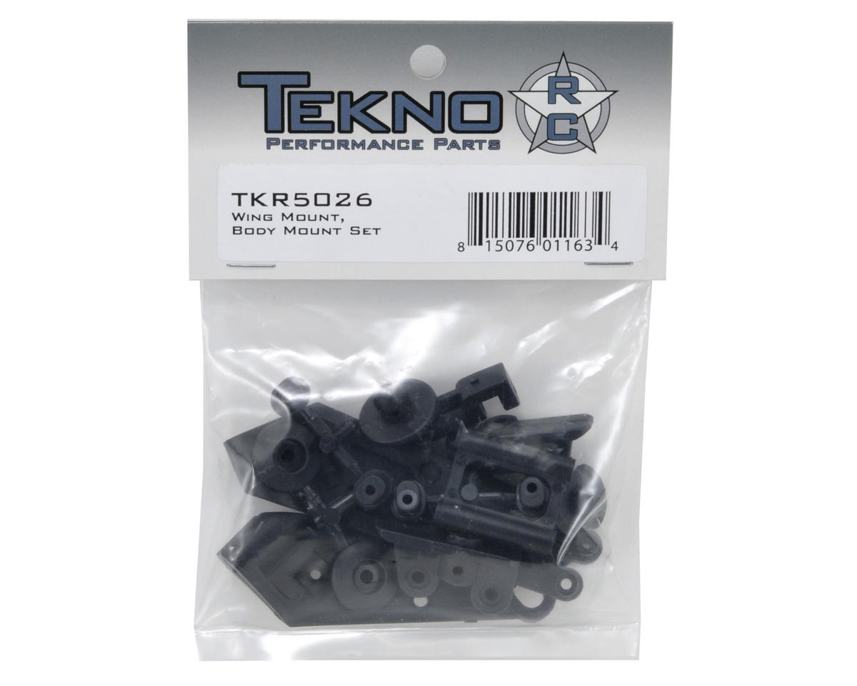 Tekno RC Wing & Body Mount Set