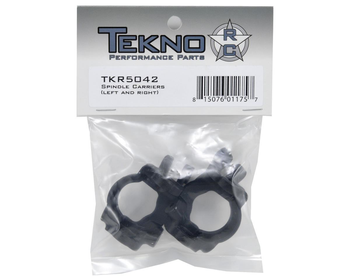 Tekno RC Spindle Carrier Set (2)