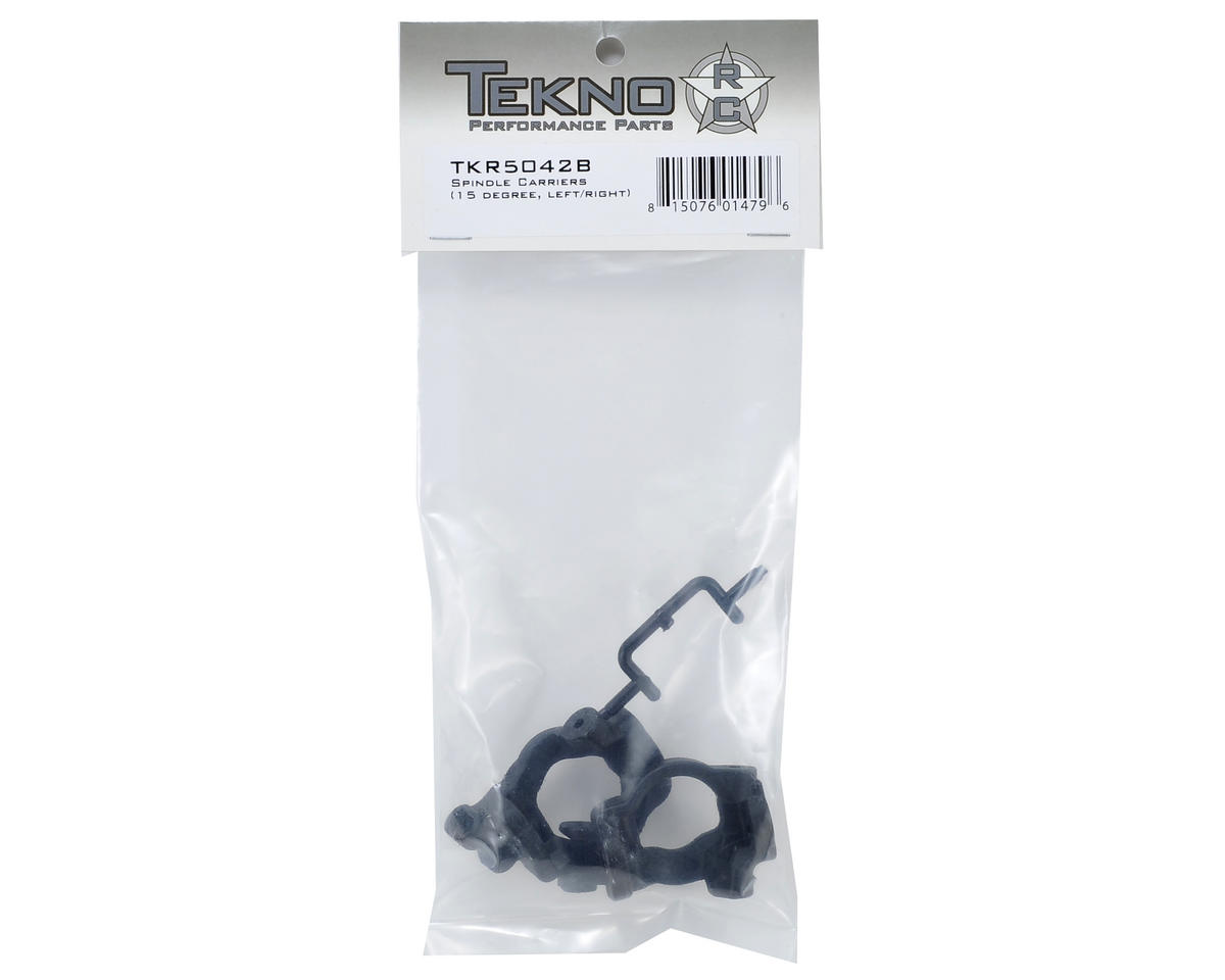 Tekno RC 15° Spindle Carrier Set (2)