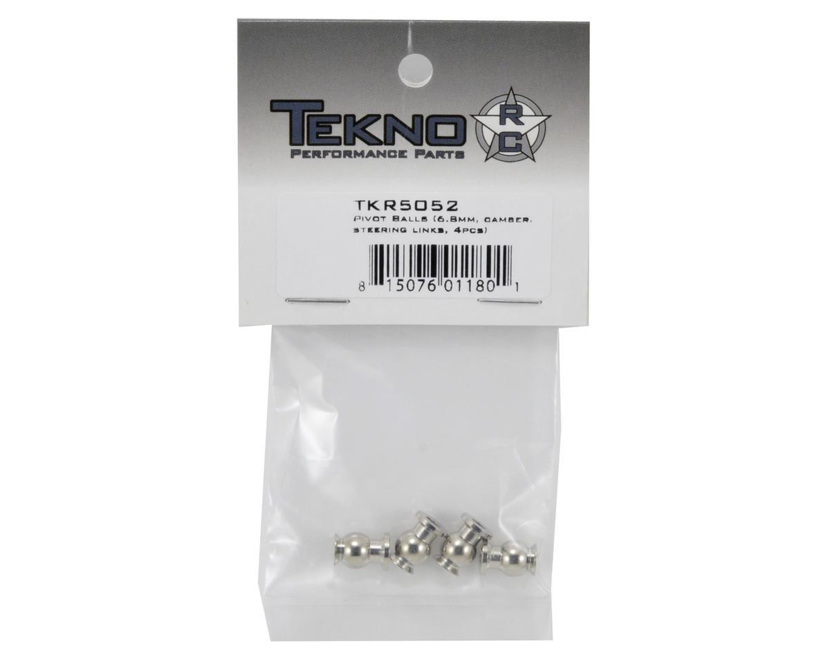 Tekno RC 6.8mm Pivot Balls (4)
