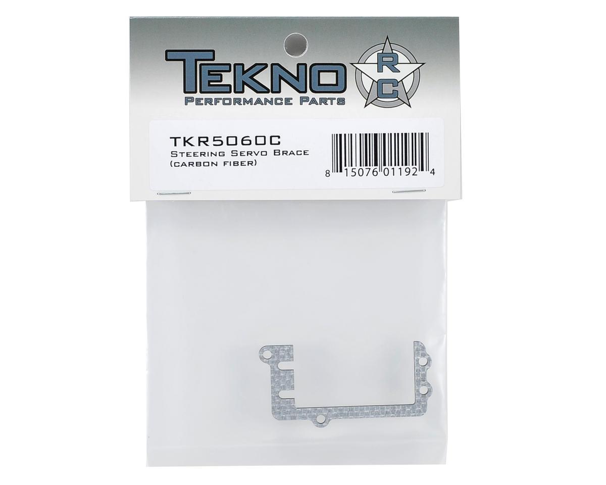 Tekno RC Carbon Fiber Steering Servo Brace