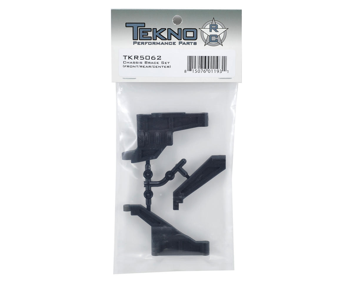Chassis Brace Set by Tekno RC