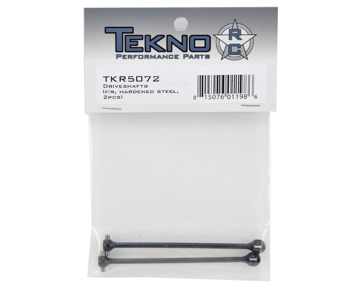 Tekno RC Hardened Steel Driveshaft Set (2)