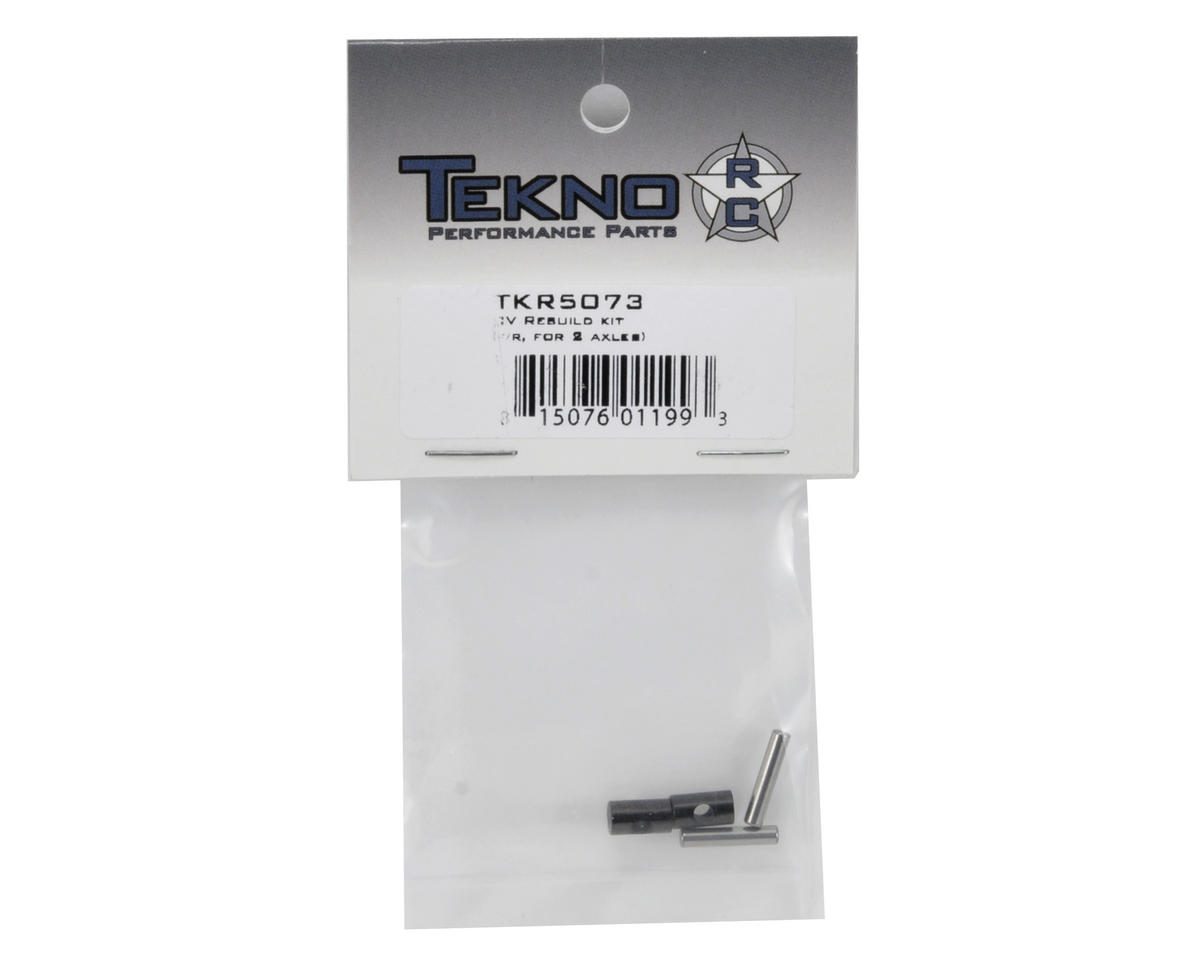 CV Rebuild Kit by Tekno RC