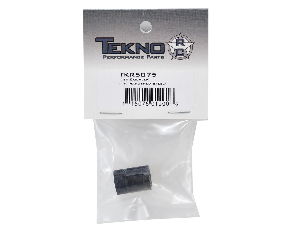 Tekno RC Steel Differential Coupler