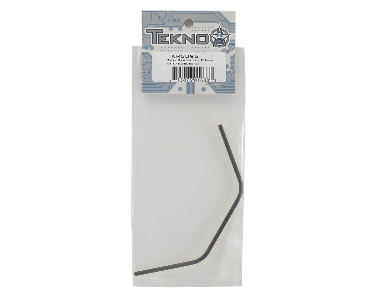 2.9mm Front Sway Bar by Tekno RC