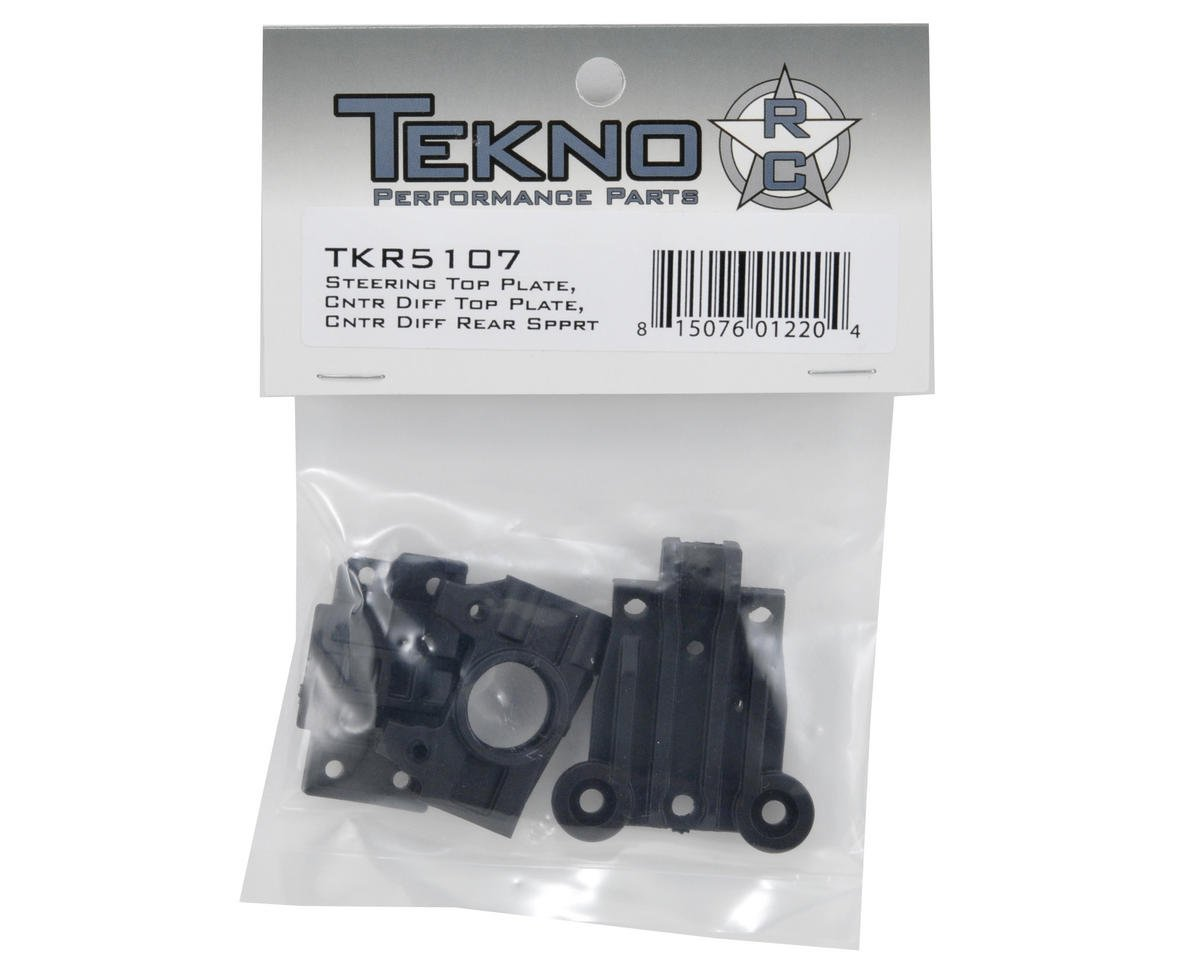 Tekno RC Plate Set