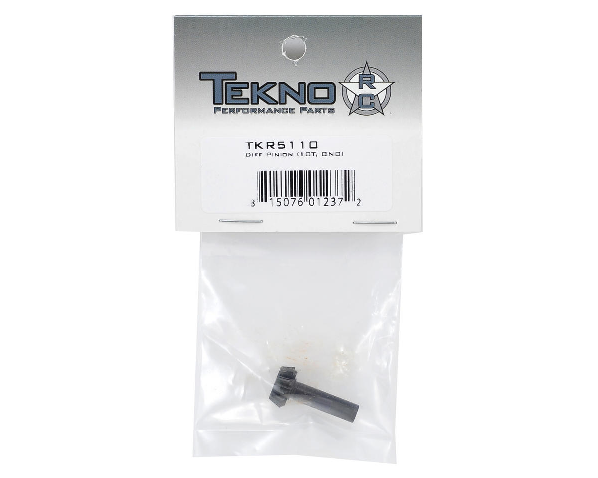 Tekno RC 10T CNC Differential Pinion Gear