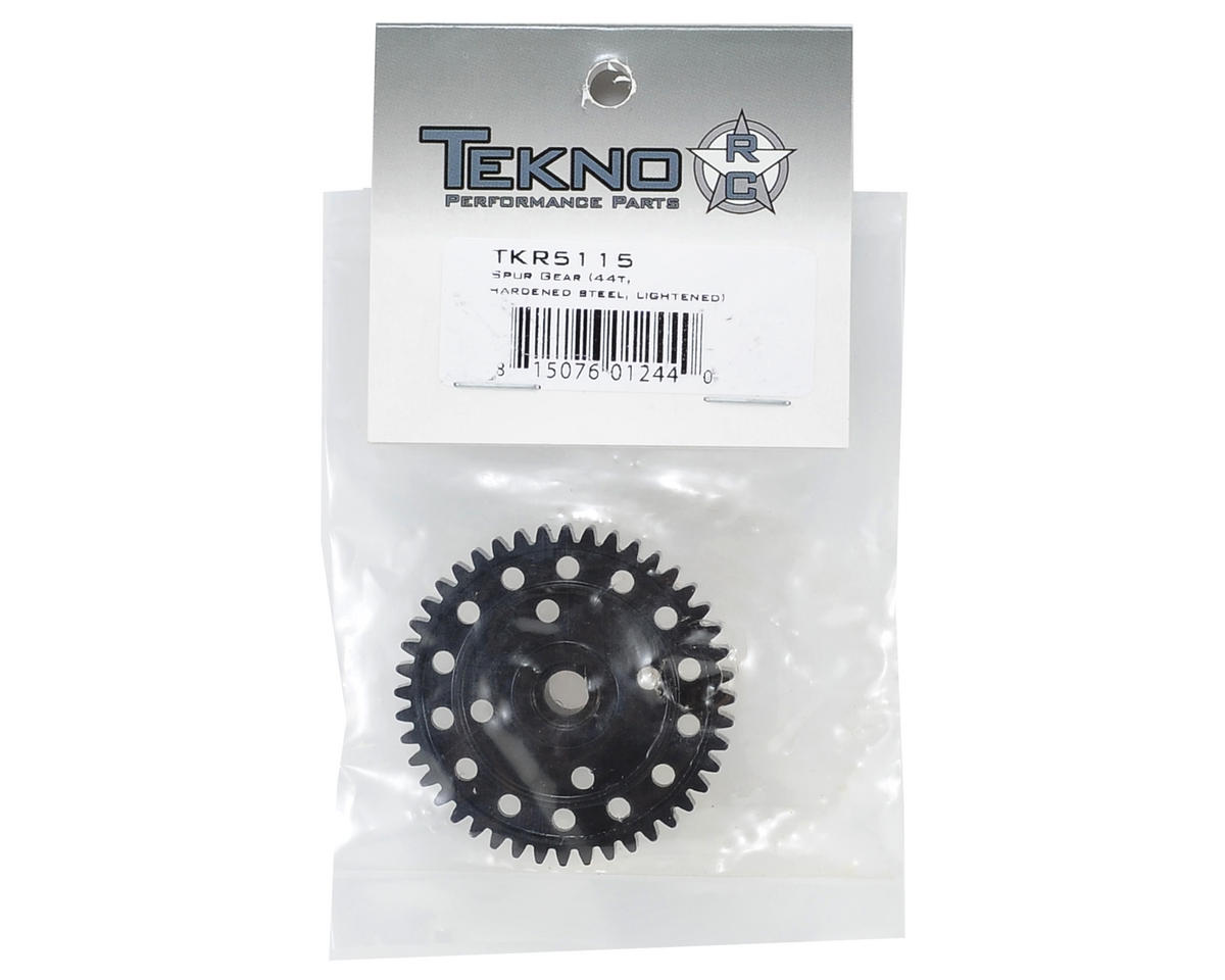 Tekno RC Lightened 44T Hardened Steel Spur Gear