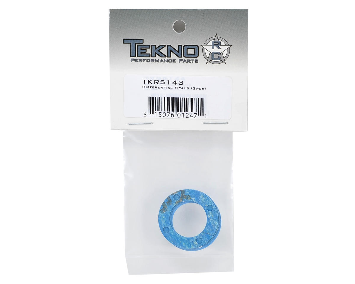Differential Seals (3) by Tekno RC
