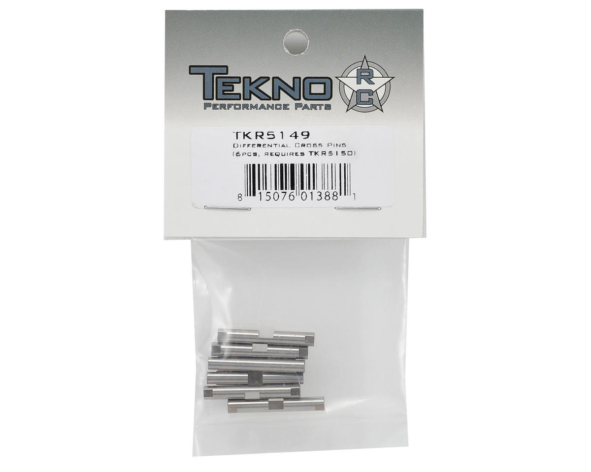 Tekno RC Differential Cross Pin (6) (Used w/TKR5150)