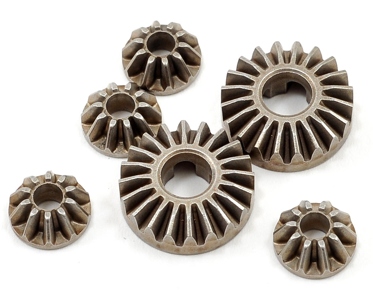 Differential Gear Set (Used w/TKR5149) by Tekno RC