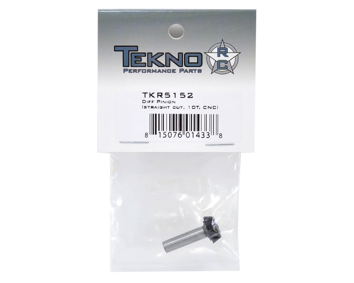 Tekno RC CNC Differential Pinion Gear (10T)
