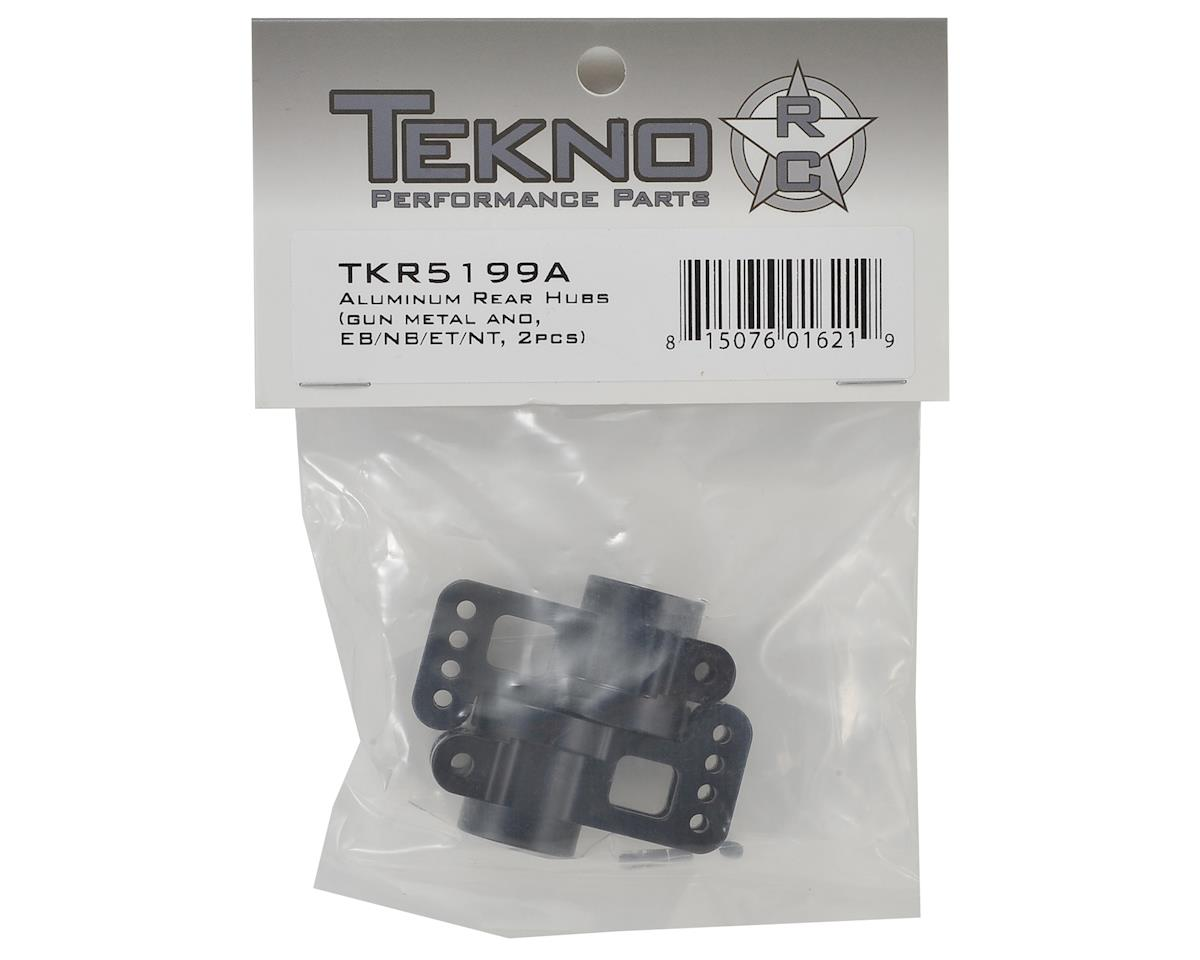 Tekno RC Aluminum Rear Hub Set