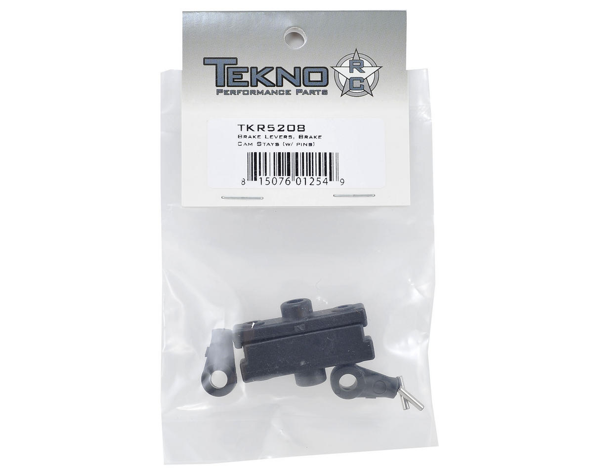 Tekno RC Brake Lever Set w/Brake Cam Stays & Pins