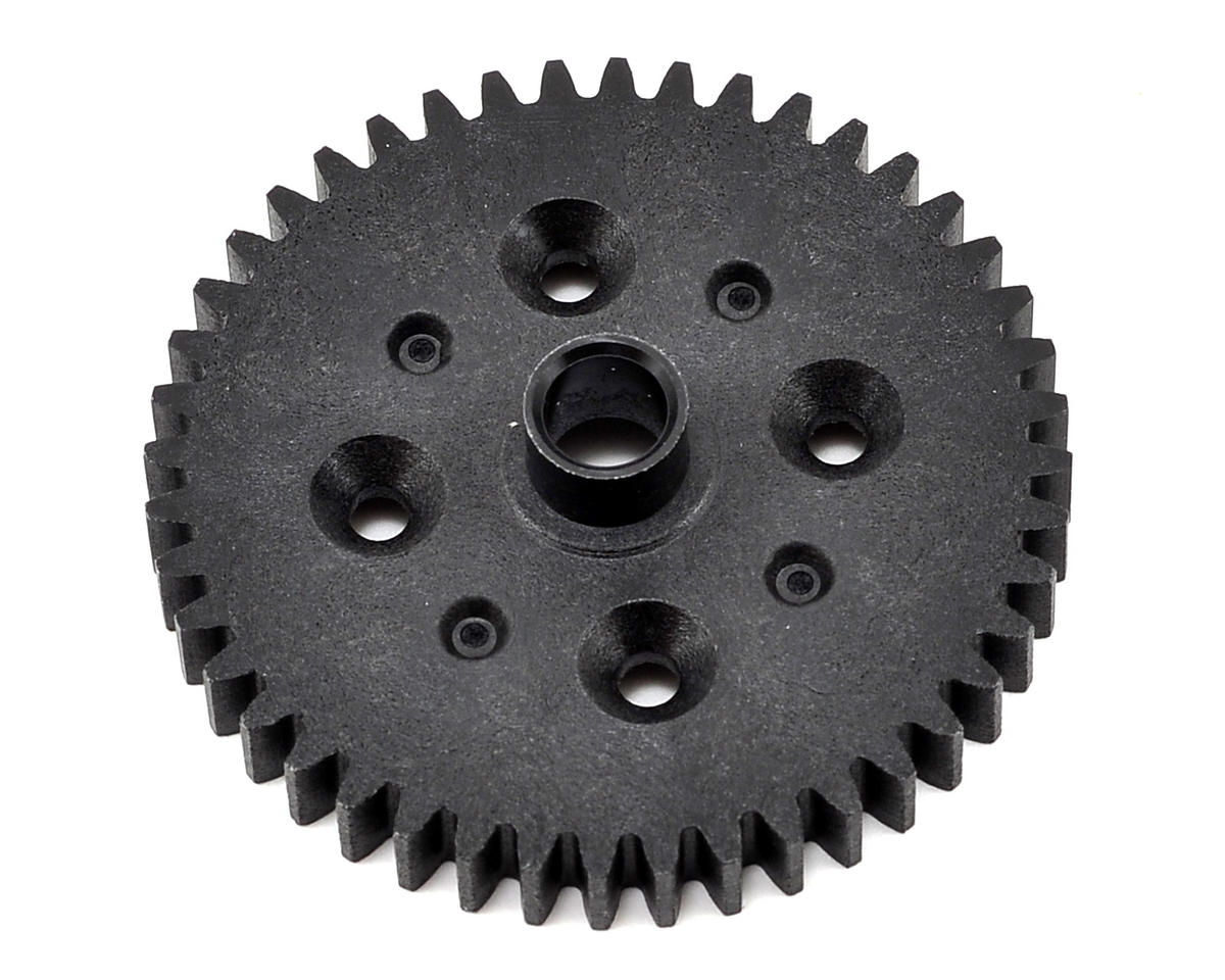 Composite Spur Gear (44T) by Tekno RC