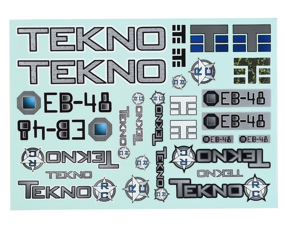 Tekno RC Decal Sheet EB48