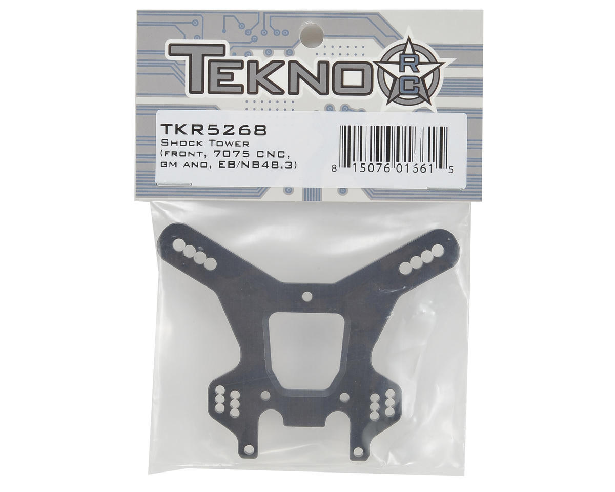 Aluminum Front Shock Tower by Tekno RC