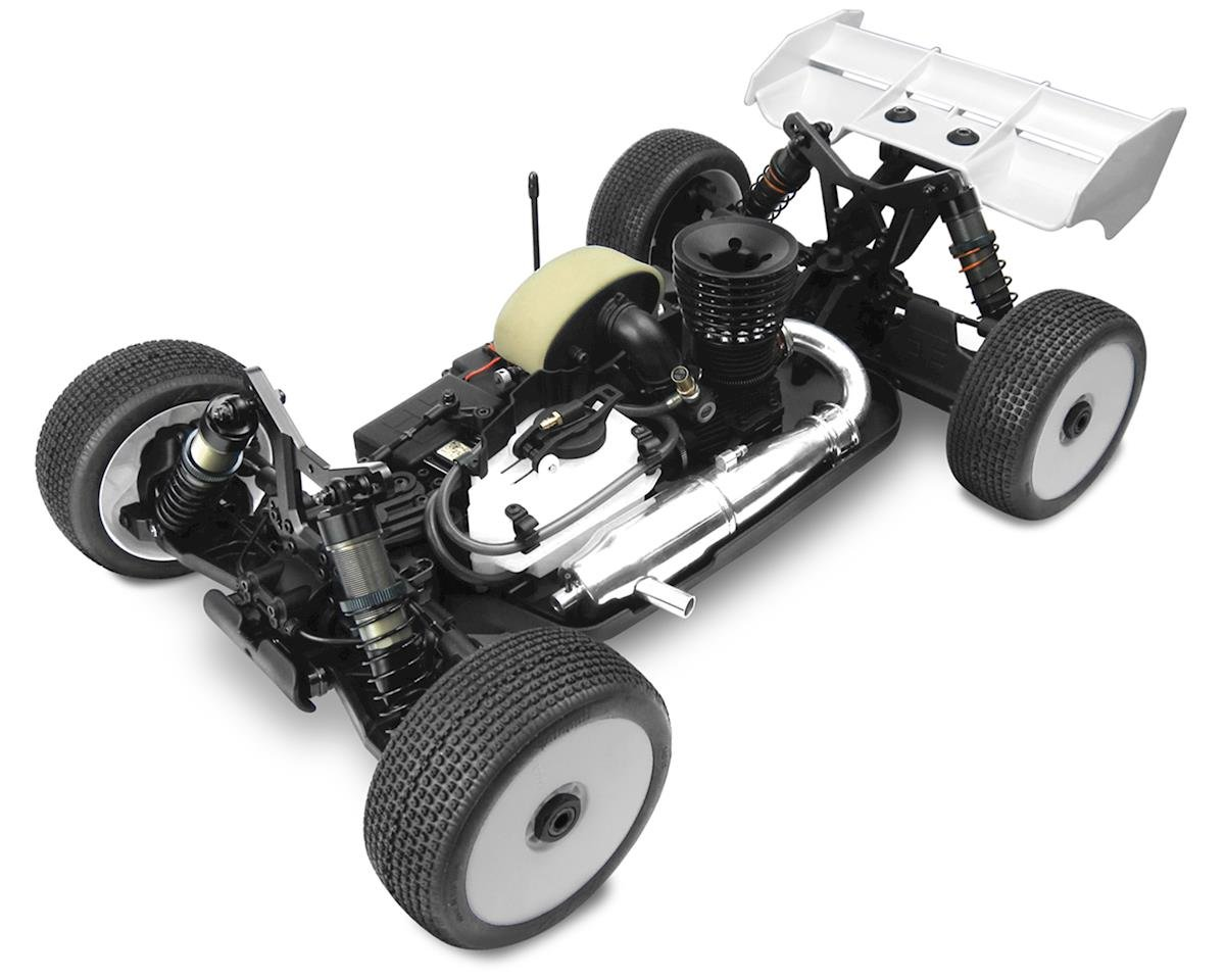 NB48.3 1/8 Competition Off-Road Nitro Buggy Kit